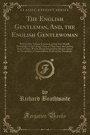 The English Gentleman  And  the English Gentlewoman