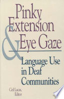 Pinky Extension And Eye Gaze
