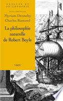 illustration La philosophie naturelle de Robert Boyle