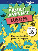 Europe - My Family Travel Map