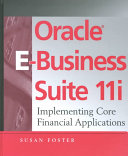 Oracle E Business Suite 11i