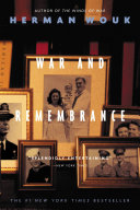 War and Remembrance Book