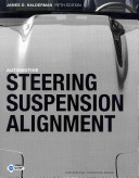Automotive Steering  Suspension and Alignment with Natef Task Sheets and Myautomotivekit