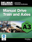 Manual Drive Train and Axles