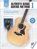 Alfred s Basic Guitar Method 1  3rd Edition