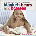 Blankets  Bears and Bootees