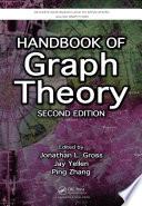 Handbook of Graph Theory  Second Edition