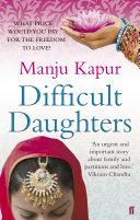 download ebook difficult daughters pdf epub