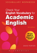 download ebook check your vocabulary for academic english pdf epub