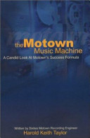 The Motown Music Machine