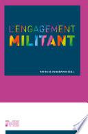 illustration du livre L'engagement militant