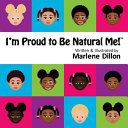 I m Proud to Be Natural Me  Book PDF