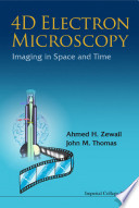 4D Electron Microscopy : melting and crystallization are examples of phenomena...