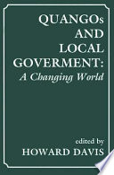 Quangos And Local Government
