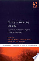 Closing Or Widening The Gap