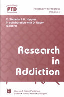 Research in Addiction