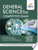 General Science for Competitive Exams   SSC  Banking  Railways  Defense  Insurance