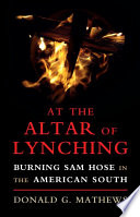 At The Altar Of Lynching : through the lens of the...