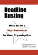 Book Deadline Busting