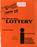 The Illinois State Lottery Book PDF