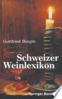 Schweizer Weinlexikon