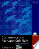 Communication Skills And Soft Skills An Integrated Approach With Cd
