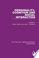Personality  Cognition and Social Interaction
