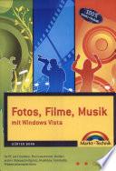 Fotos  Filme  Musik mit Windows Vista