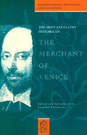The Most Excellent Historie of The Merchant of Venice