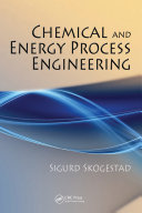 Chemical and Energy Process Engineering