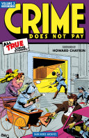 Crime Does Not Pay Archives Volume 3 Book