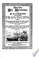 Schau-Platz deß Niederlandes oder : Es sey die Beschreibung der siebenzeher Provincien desselben