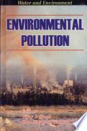 Ebook Environmental Pollution Epub Vijay P. Singh,Ram Narayan Yadava Apps Read Mobile