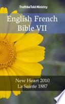 English French Bible VII