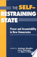 The Self restraining State