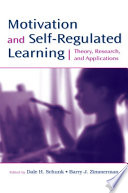 Motivation And Self Regulated Learning