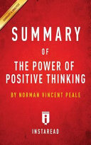 Summary of The Power of Positive Thinking