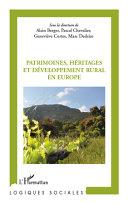 illustration Patrimoines, héritages et développement rural en Europe
