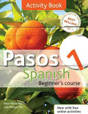 Pasos 1 Spanish Beginner's Course 3rd Edition Revised: Activity Book