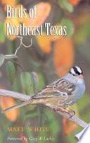 Birds of Northeast Texas