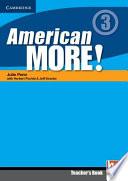 American More  Level 3 Teacher s Book