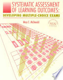 Systematic Assessment of Learning Outcomes