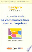Les mots-clés de la communication des entreprises