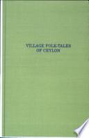 Ebook Village Folk-tales of Ceylon Epub Henry Parker Apps Read Mobile