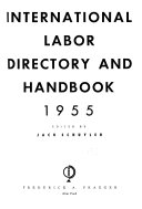 International Labor Directory and Handbook