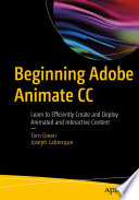 Beginning Adobe Animate CC