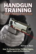 Handgun Training for Personal Protection