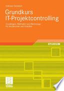 Grundkurs IT Projektcontrolling