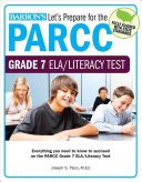 Let s Prepare for the Parcc Grade 7 ELA Literacy Test