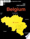 Belgium, 1996 Post Report